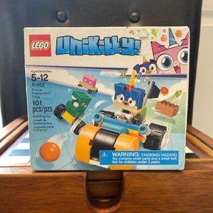 New LEGO® UNIKITTY™ Prince Puppycorn Trike #41452